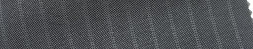 【Cb_6s077】グレー+7ミリ巾織りストライプ