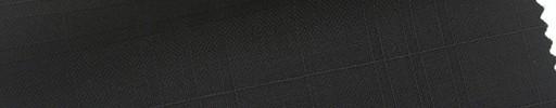 【Cb_6s084】黒+4.5×4cm織りプレイド