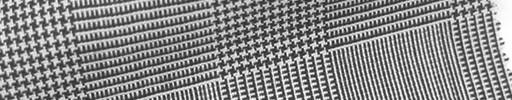 【Cb_6s098】白黒グレンチェック