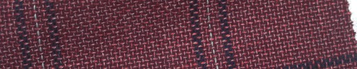 【Mjt_6s04】レッド+6×5cmネイビー・白プレイド
