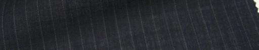 【Msh_6s42】黒紺地+5ミリ巾織り・ドット交互ストライプ