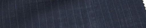 【Msh_6s43】濃紺地+5ミリ巾織り・ドット交互ストライプ