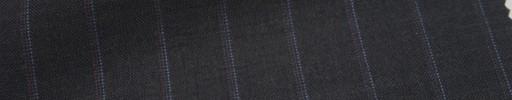 【Msh_6s55】ダークグレー地+1.5cm巾パープル・赤ストライプ