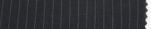 【Cm_6s01】チャコールグレー+6ミリ巾ストライプ