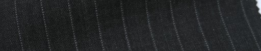 【Ib_6s004】チャコールグレー柄+9ミリ巾白・織り交互ストライプ
