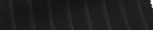 【Ib_6s005】黒地+1cm巾グレードットストライプ