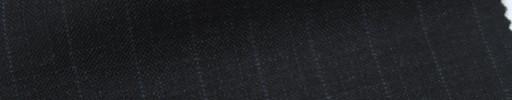 【Ib_6s010】チャコールグレー柄+1.1cm巾ブルーストライプ