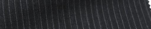 【Ib_6s022】チャコールグレー柄+3ミリ巾白ドットストライプ