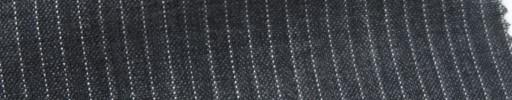 【Ib_6s023】ミディアムグレー柄+3ミリ巾白ドットストライプ