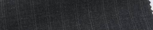 【Ib_6s031】ミディアムグレー地+8ミリ巾織り・ドットストライプ