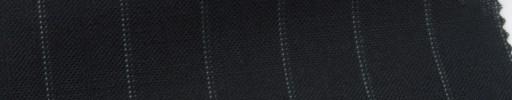 【Ib_6s032】濃紺地+1.3cm巾白ドット・織り交互ストライプ