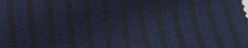 【Ib_6s071】ライトネイビー+4ミリ巾黒ストライプ