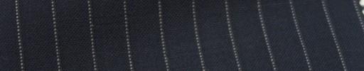 【Ib_6s076】濃紺地+9ミリ巾白ドットストライプ
