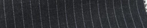 【Ib_6s082】チャコールグレー+5ミリ巾パープルストライプ
