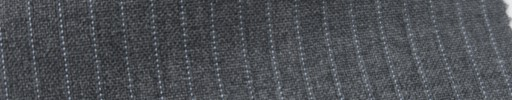 【Ib_6s083】ライトグレー+5ミリ巾水色ストライプ