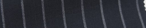 【Ib_6s086】ネイビー+1.2cm巾ストライプ