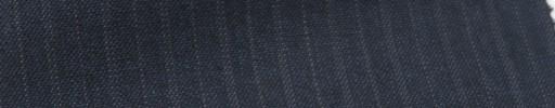 【Ib_6s108】ブルーグレー+9ミリ巾ドット交互ストライプ