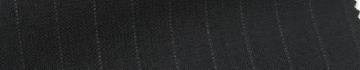 【Ib_6s114】黒地+8ミリ巾ストライプ