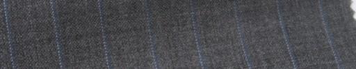 【Ib_6s126】ライトブラウン地+1cm巾ブルーパープルストライプ