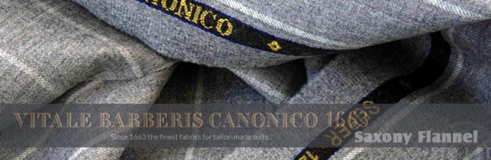 canonico saxony flannel2016