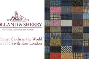 1836年にイギリスのロンドンで創業されていた170年以上にわたり最高級品質のウーステッドヤーンなどを提供しつづける世界でもっとも歴史のある服地マーチャントのひとつ。