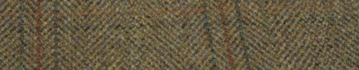 【Hs_gm08】ブラウンミックス+8×6cmブラウン・グリーンプレイド