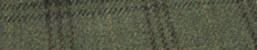 【Hs_gm15】グリーンイエローミックス+6×4.5cmファンシープレイド