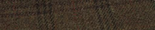 【Hs_gm16】レッドブラウンミックス+6×4.5cmファンシープレイド
