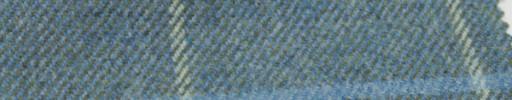 【Hs_gm33】ライトブルーミックス+8×7cmライトブルー×ホワイトプレイド