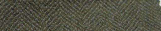 【Ph_gl04】オリーブグリーンミックス2cm巾ヘリンボーン