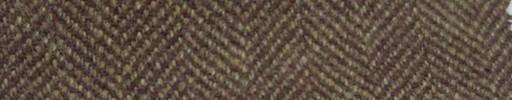 【Ph_gl11】オレンジブラウンミックス2cm巾ヘリンボーン