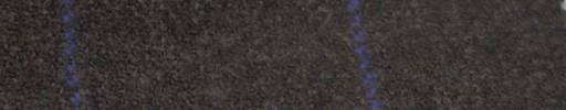 【Ph_gl13】ダークブラウン+5.5×4.5cmパープルウィンドウペーン