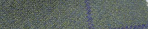【Ph_gl20】ライトグリーンミックス+7×5.5cmパープルプレイド