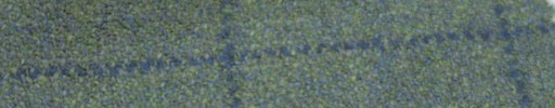 【Ph_gl25】ライトグリーンヘリンボーン柄+7×5cmダークブルーウィンドウペーン