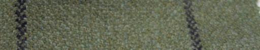 【Ph_gl27】グリーンイエローミックス+7.5×6cmエンジ・黒プレイド