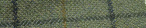 【Ph_gl42】グリーンイエローミックス+4×3cmファンシープレイド