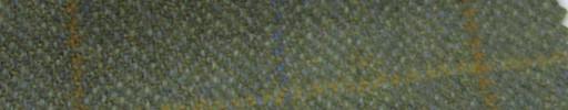 【Ph_gl45】ライトグリーン1.6cm巾ヘリンボーン+ファンシープレイド