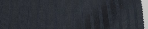 【Re_6w05】ネイビー柄+9ミリ巾織りストライプ