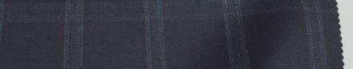 【Re_6w09】ネイビー+4×3cmブルードットプレイド