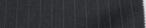 【To_6w05】チャコールグレー地+1cm巾ストライプ