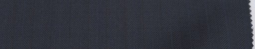 【To_6w06】ダークネイビー8ミリ巾ヘリンボーン