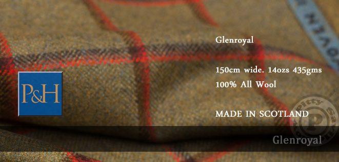 glenroyal title