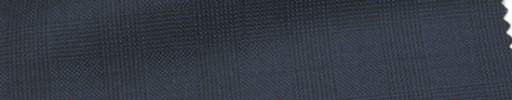 【Ca_6w122】ダークネイビー+3×2.5cmファンシーチェック