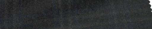【Ca_6w159】チャコールグレー+6×5cmブルー・グレイプレイド