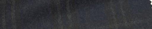 【Ca_6w160】ネイビー+6×5cmブラウン・グレイプレイド