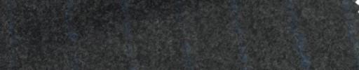 【Ca_6w175】チャコールグレー+2cm巾ブルーストライプ