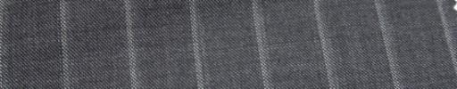 【Ca_6w203】ミディアムグレー+1.6cm巾ストライプ