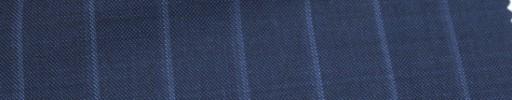 【Ca_6w204】ライトネイビー+1.6cm巾ストライプ