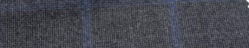 【Ca_6w227】グレーマットウース+5.5×4.5cmブルーパープルプレイド