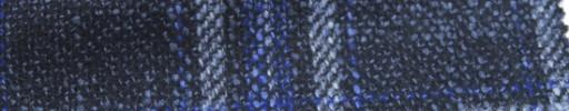 【Ca_6w264】ネイビー+10×7cmブルー・ライトブルーファンシープレイド